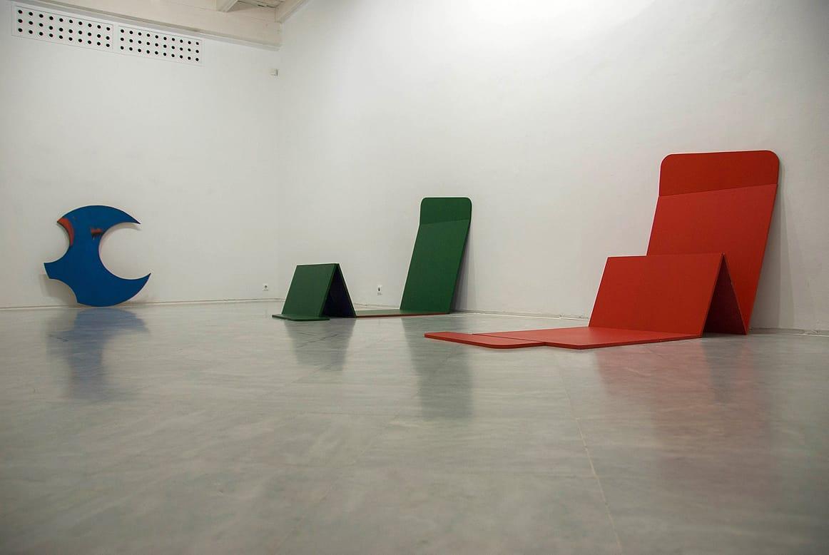 Exposición de Nacho Criado en el CAAC