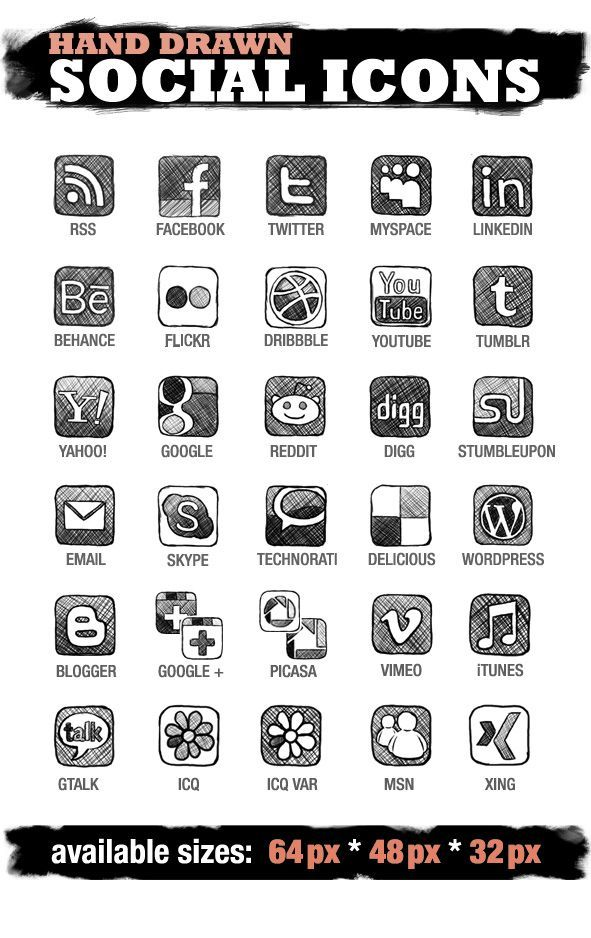Social-Icons-Preview