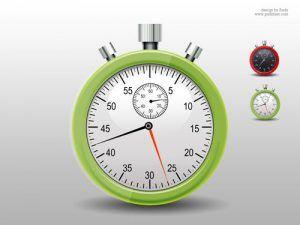 Icono cronómetro